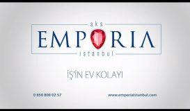 Emporia İnşaat Reklam Filmi