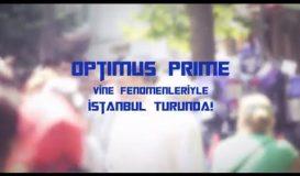 Sosyal Medya Reklam Filmi Cekimi Transformers Optimus Prime